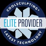 CoolSculpting Elite Provider Badge